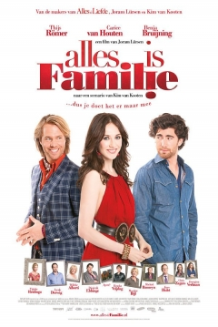 Poster Alles is Familie