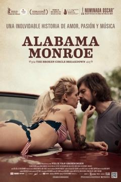 Poster Alabama Monroe