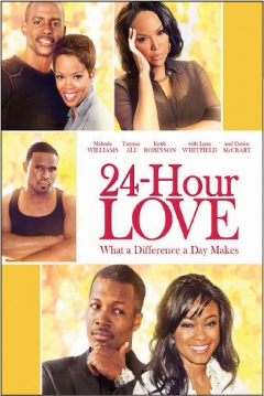 Poster 24 Hour Love