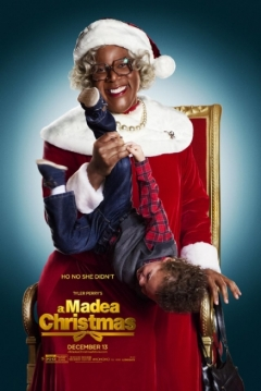 Poster Tyler Perry's A Madea Christmas
