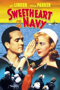 Poster Sweetheart of the Navy