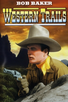 Poster Western Trails