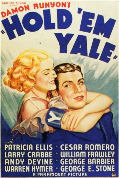 Poster Hold 'Em Yale