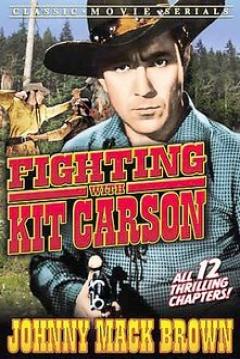 Poster Kit Carson, el Explorador
