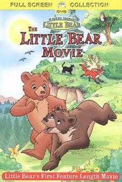 Poster The Little Bear Movie