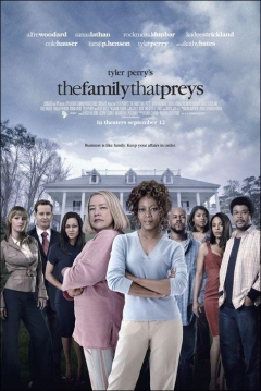 Poster The Family That Preys
