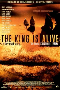 Poster El Rey Está Vivo