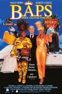 Poster Granujas de Beverly Hills