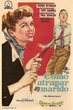 Poster Cómo Atrapar a un Marido