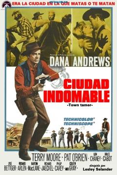 Poster La Ciudad Indomable