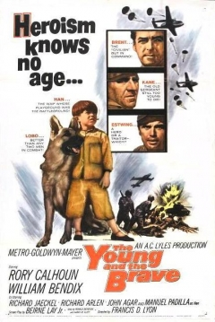 Poster The Young and the Brave