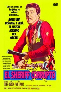 Poster El Sheriff Corrupto