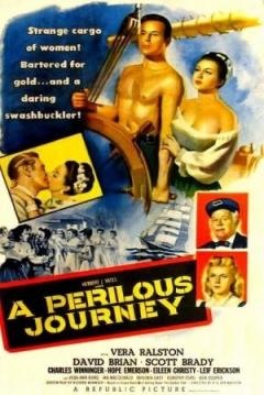 Poster A Perilous Journey