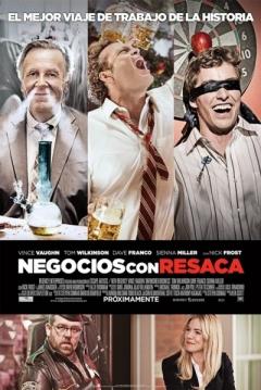 Poster Negocios con Resaca