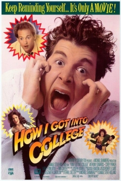 Poster Desventuras de un estudiante