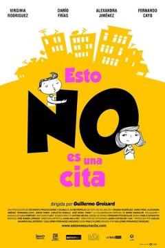 Poster Esto no Es una Cita