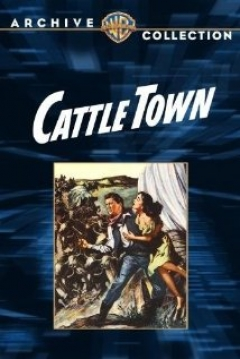 Poster Cattle Town