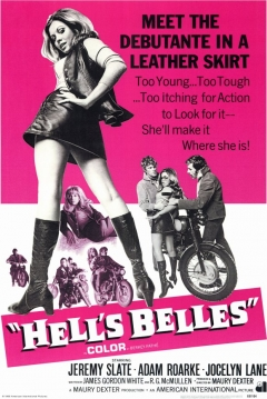 Poster Hell's Belles