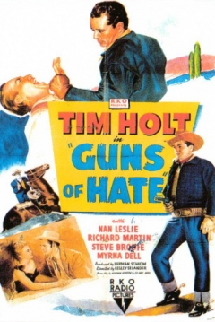 Poster Guns of Hate