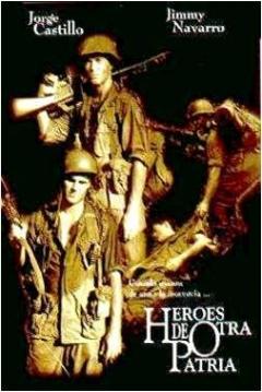 Poster Héroes de otra Patria