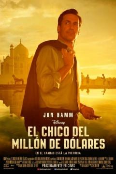 Poster El Chico del Millón de Dólares