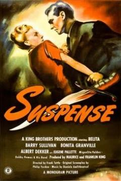 Poster Suspense
