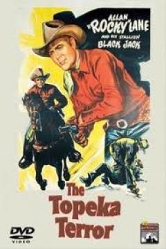 Poster The Topeka Terror