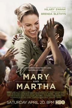 Poster Mary y Martha