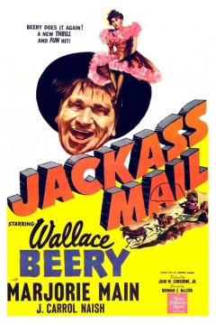 Poster Jackass Mail