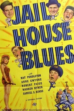 Poster Jail House Blues