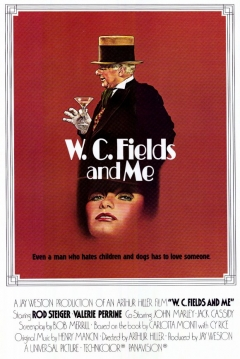 Poster W.C. Fields and Me