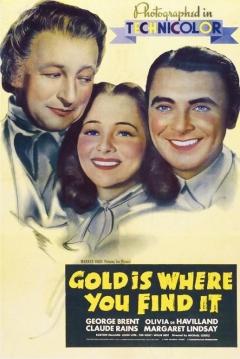 Poster En Busca del Oro