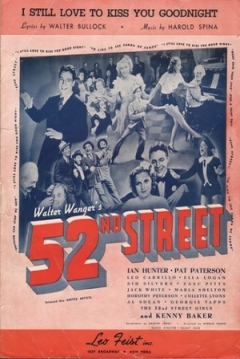 Poster 52nd Street