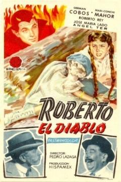 Poster Roberto el Diablo