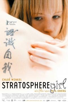Poster Dziewczyna ze stratosfery