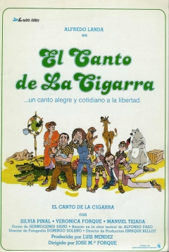 Poster El Canto de la Cigarra
