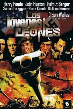 Poster Los Jóvenes Leones