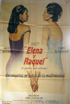 Poster Elena y Raquel