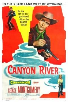 Poster Canyon River