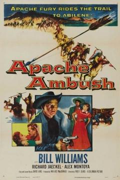 Poster Apache Ambush