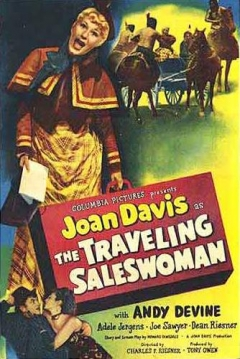 Poster The Traveling Saleswoman
