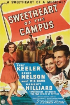 Poster Sweetheart of the Campus