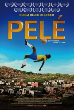 Poster Pelé: El Nacimiento de una Leyenda