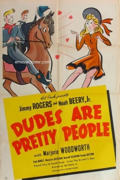 Poster Dudes Are Pretty People