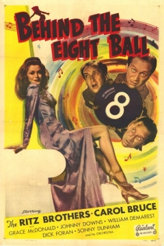 Poster Behind the Eight Ball