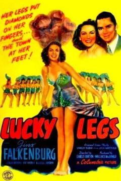 Poster Lucky Legs
