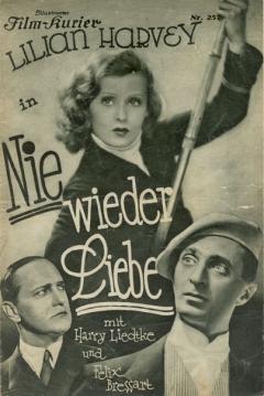 Poster Nie wieder Liebe!