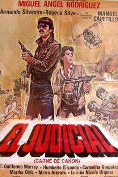 Poster El judicial