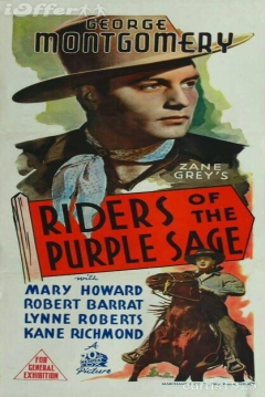 Poster Riders of the Purple Sage