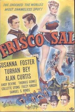Poster Frisco Sal